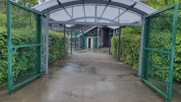Canopies and Walkways